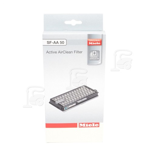 Filter Charbon Actif SF-AA50 Pour Aspirateur Miele