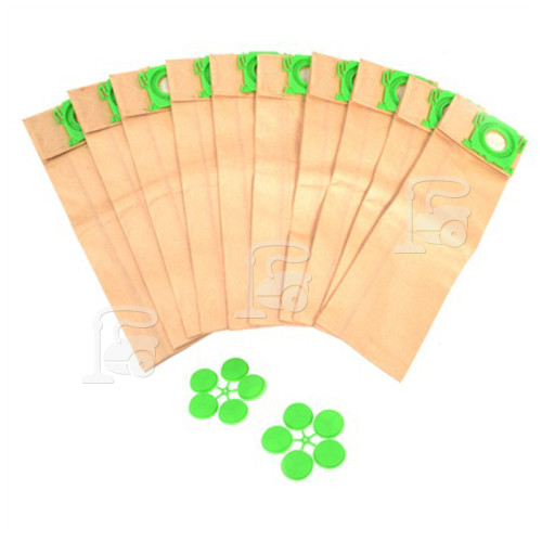 Compatible 5093ER Vacuum Dust Bags (Pack Of 10)