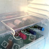 Étagère À Bouteilles Universelle Pour Réfrigérateur