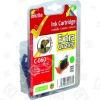 Cartuccia D´inchiostro Verde Compatibile Con Canon BCI-6G Inkrite