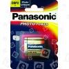 Panasonic CRP2 Foto Lithium Batterie
