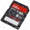 Sandisk Ultra® SDHC™ Speicherkarte 8GB