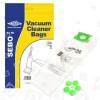 Filter-Flo Synthetische Staubsaugerbeutel (5er Pack)