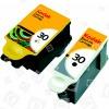 Cartuccia D´inchiostro Colore Nero Originale 30B Y 30C - Pacco Combinato Kodak