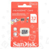 Original Sandisk Tarjeta De Memoria Micro SD - 32 GB