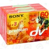 MiniDV Camcorder Tape Pack (3) Sony