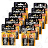 Piles Alcalines Duracell + LR20 Duracell