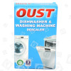 Oust Détartrant : Lave-Vaisselle Et Lave-Linge (2 Sachets X 50 Ml)