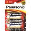 Panasonic Batterie Alcaline Pro Alimentazione