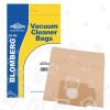 Blomberg E10 Il Sacchetto Di Polvere (confezione Da 5)