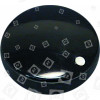 Obsolete Control Knob-brown (Beaver) Ckr Philips-Whirlpool
