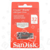 Sandisk Cruzer Blade 32GB USB Flash-Laufwerk