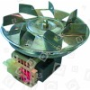Obsolete Motor:Fan Oven Ckr AG217 217/01 218 218/01 219 219/02 206 242 249 301 301/01 301/02 AKG217/WH Philips-Whirlpool