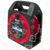 Wellco 4-Steckdosen Verlängerungskabelrolle - GB Stecker