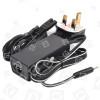 Adaptateur Secteur AC-E30HG De Remplacement Sony (prise Anglaise)