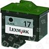 Cartuccia Di Stampa In Nero No. 17 Lexmark