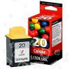 Cartuccia D´inchiostro A Colore Originale 20 Lexmark