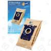 Electrolux Sacchetti Per La Polvere E200B (pacco Da 5)