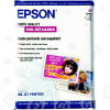 A6 Photo Quality Ink Jet Card Epson