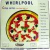 Piatto Crisp. Pizza Whirlpool