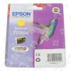 Epson Cartuccia Originale Inchiostro Giallo T0804