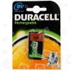 Duracell 9V Wiederaufladbare Batterie