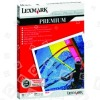 Lexmark Premium Glossy Photo Paper Lexmark