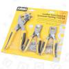 Rolson Perforateur Et Pince Oeillets - 3 Pièces -