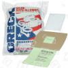Oreck Celoc® Doppelschichtige Hypoallergene Staubsaugerbeutel (12er Pack)