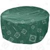 Draper Copri -tavolo E Sedie Per Giardino Circolare