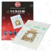 Hoover H30S Staubsaugerbeutel (5er Packung)