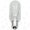 Original Teka 40W SES Lange Gerätelampe