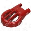 Couvercle De Poignée D'aspirateur - Rouge - Dyson