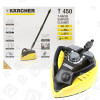 Pulitrice Patio Karcher T-450 Karcher