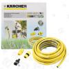 Kit Connexion Tuyau Flexible Pour L'alimentation En Eau Provenant De L'intérieur Karcher