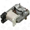 Motor Del Ventilador Braun