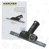 Bocchetta Per Pulizia A Vapore Per I Vetri SC4 Karcher