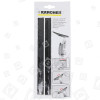 Original Karcher Labios De Secado Ancho - 280 Mm (Pack De 2)