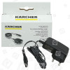 Original Karcher Cable De Adaptador De Energía - Enchufe Europeo