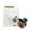 Spazzola Rotonda Con Raschietto Karcher
