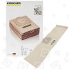 Karcher Sacchetti Per La Polvere (confezione Da 5)