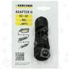 Karcher Hochdruckreiniger-Adapter B