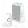 Live Well Series 3 Kit Campanello Wireless - Bianco Honeywell