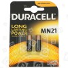 Duracell Piles 'Security' Alcaline Mn21 Duracell