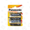 "Piles Alcalines ""Power"" LR20 (D) Panasonic"