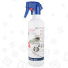 Desengrasante Profesional Para Superficies De Acero Inoxidable 500 Ml Care+Protect