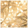 Catena Da 20 Lampadine Bianco Caldo LED - Batteria The Christmas Workshop