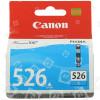 Cartouche D'encre Cyan D´origine CLI-526C Canon