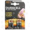 Duracell AAA Batterien (4er Pack)