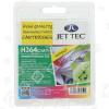 Jettec Wiederaufbereitete HP 364 Cyan/Magenta/gelb - 3-Farben Multipack
